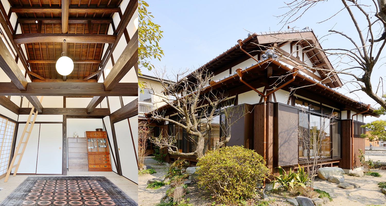 なつかしい日本の家